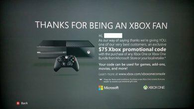 Photo of 75 $ de cadeau pour les possesseurs de Xbox 360 qui passent à la Xbox One