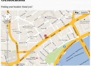 Photo de Google Maps s'enrichit avec la mesure des distances