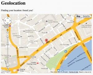 Mise à jour Google Maps : possibilité de mesurer des distances exactes