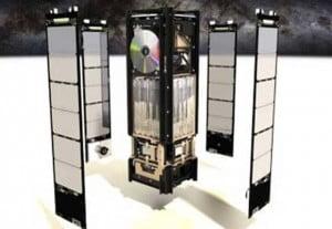 Photo de LightSail se propulsera dans l'espace uniquement à l'énergie solaire