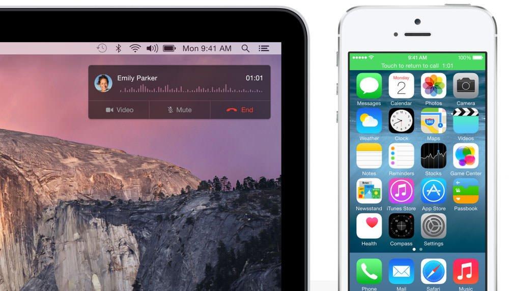 iOS 8 lancé en septembre, OS X Yosemite en octobre