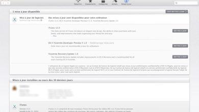 Apple : OS X Yosemite et iOS 8 continuent à s'affiner