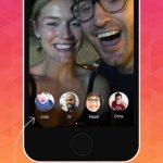 Capture d'écran de l'application Bolt