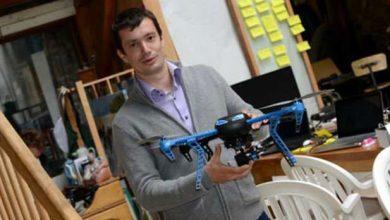 Photo de Est-ce que le selfie va se faire supplanter par le dronie ?