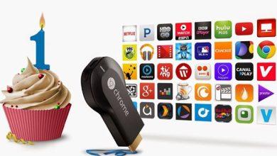 Photo de Chromecast : 90 jours de musique gratuite pour son premier anniversaire