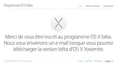 Photo of Comment devenir bêta testeur d'OS X ?
