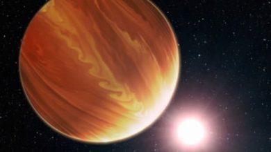 Photo de Espace : nettement moins d'eau que prévu sur trois exoplanètes