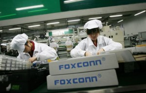 Photo de Foxconn : 10 000 robots pour assembler les iPhone 6