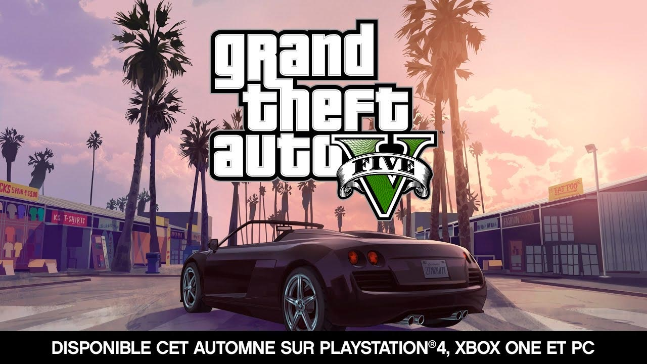 Grand Theft Auto V : sur PC le 14 novembre ?
