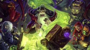 L'extension d'HeartStone arrive