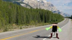 Photo de HitchBot : un robot autostoppeur pour comprendre la réaction des gens