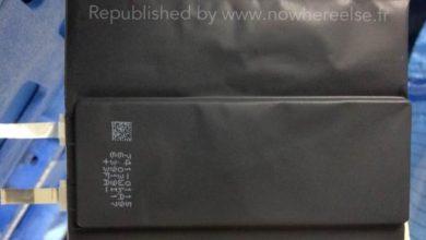 iPhone 6 : la batterie du modèle 5,5 pouces se dévoile