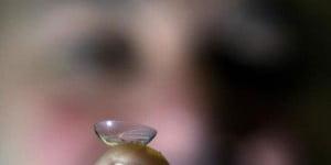 Photo de Lentilles intelligentes : Google s'allie à Novartis