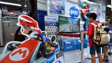 Photo of Mario Kart 8 n'arrive pas à sortir Nintendo reste du rouge