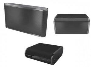 Photo de Audio multirom : Panasonic lance sa gamme ALL