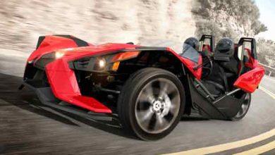 Photo of Polaris passe des quads et des motoneiges à une originale trois-roues sportive