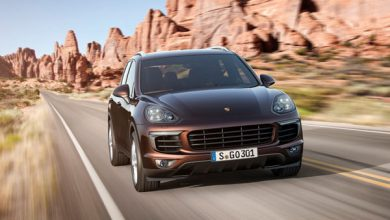Photo of Porsche restyle sa Cayenne Type 958