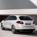 Mini-cure de jouvence pour le Porsche Cayenne 2014