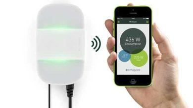 Photo de Smappee pour mesurer et baisser sa consommation électrique