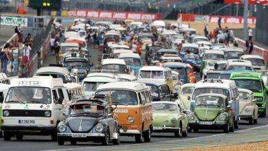 Photo de Super VW Festival : les fans de Volkswagen anciennes se sont réunies au Mans