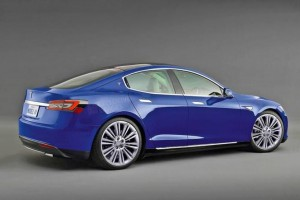 Photo de La future berline compacte de Tesla s'appellera Model III
