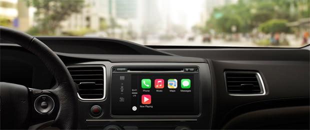 CarPlay : Apple signe avec huit nouveaux partenaires