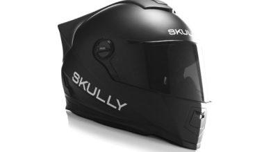 Photo de Avec Skully, le casque moto sera ultra-connecté