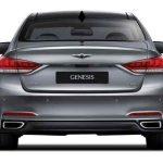 Hyundai Genesis de haut de gamme