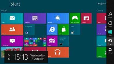 La barre des charms passerait à la trappe dans Windows 9