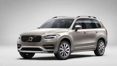 Photo de Cure de jouvence pour le Volvo XC90