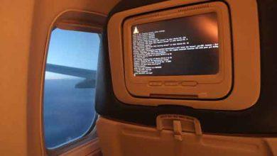 Photo de Faille de sécurité dans le Wi-Fi des avions