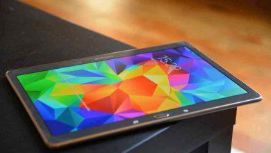 Photo de Galaxy Tab S : l'iPad Air n'a qu'à bien se tenir !