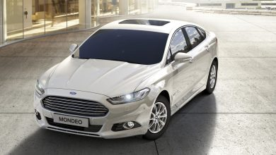 Photo de Ford : la Mondeo 2014 arrive enfin en Europe !