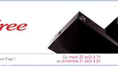 Photo de Free : une nouvelle promotion pour la Freebox Révolution