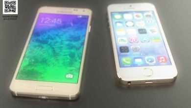 Galaxy Alpha vs iPhone 6 : les deux smartphones se comparent virtuellement
