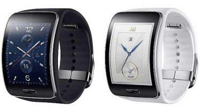 Photo de Gear S : Samsung officialise une montre autonome