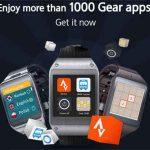 Face à Android Wear, Samsung vante son marché d'applications pour montres connectées