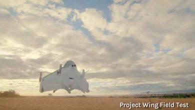 Photo of Google teste aussi son drone de livraison de colis