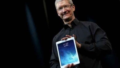 Photo de iPad : sa production de masse a commencé