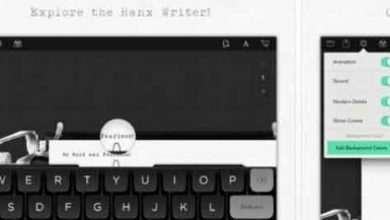 Photo of iPad : Tom Hanks lance une application pour les fans de machine à écrire