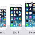 iPhone 6 par Apple : deux batteries différentes selon la taille de l'écran