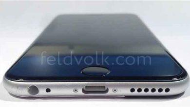 Photo of iPhone 6 : où est passé le bouton d'allumage ?