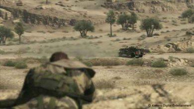 Photo of Konami dévoile de nouvelles images de Metal Gear Solid V