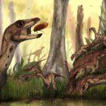 Laquintasaura venezuelae devait pouvoir se nourrir d'insectes et peut-être aussi de petites proies bien que son régime alimentaire était probablement herbivore.