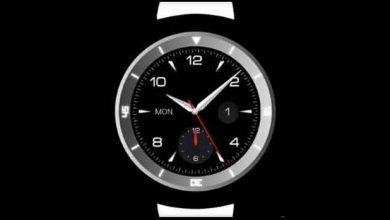 Photo de LG G Watch : de la rondeur pour séduire ?