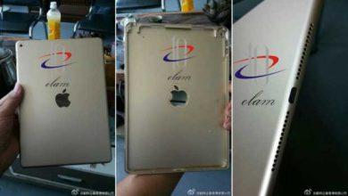 L'iPad Air 2 se dévoile en photo