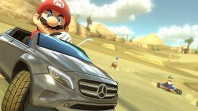 Photo of Mario Kart 8 : une première mise à jour signée Nintendo et… Mercedes !