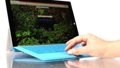 Photo of Microsoft : problème de surchauffe pour la Surface Pro 3