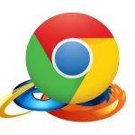 Chrome garde sa première position en France et Internet Explorer chute