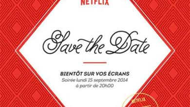 Photo de Netflix arrivera le 15 septembre